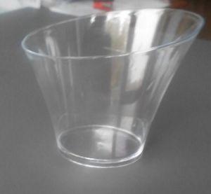 Купить Стакан для десерта стеклоподобный со срезом 65мл d-70x40*h-60мм 256шт/уп Украина
