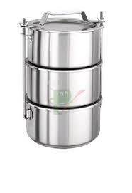 Купить термонтейнер для транспортировки пищи (крышка без уплотнителя) 3 шт х 3л 20х11см kapp 35502093 недорого.