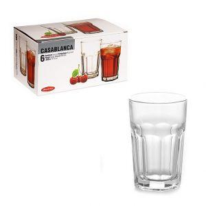 Купить Стакан для коктейля Хайбол 285мл Pasabahce Casablanca 52713