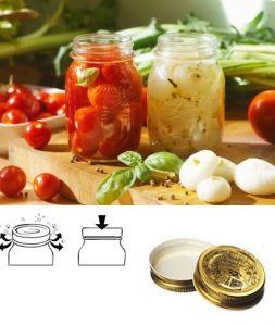 Купить Банка стеклянная 500мл Quattro Stagioni Jar Bormioli Rocco 349750MQ2321991