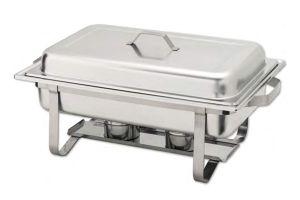 Купить Чафиндиш (емкость для подогрева) EKO GN1/1 605х360*h-240 мм Stalgast 436110