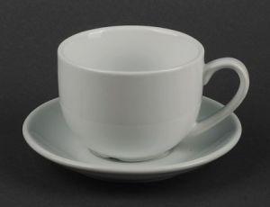 Купить Чашка чайная с блюдцем 250 мл HR1317