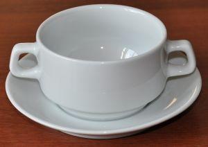 Купить Чашка бульонная 320мл 8141HR