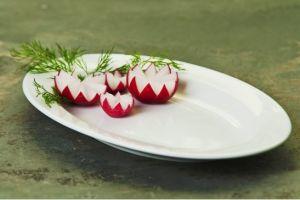 Купить Блюдо овальное 255мм Kaszub Hel 0256