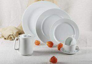 Купить Тарелка мелкая d-170мм Kaszub Hel 0228